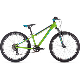 Cube Acid 240 Childrens Bike green